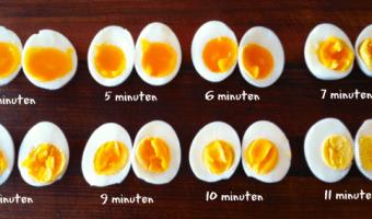 Hoe kook je Eieren