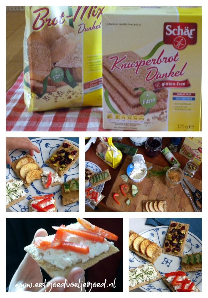 Schar collage glutenvrij