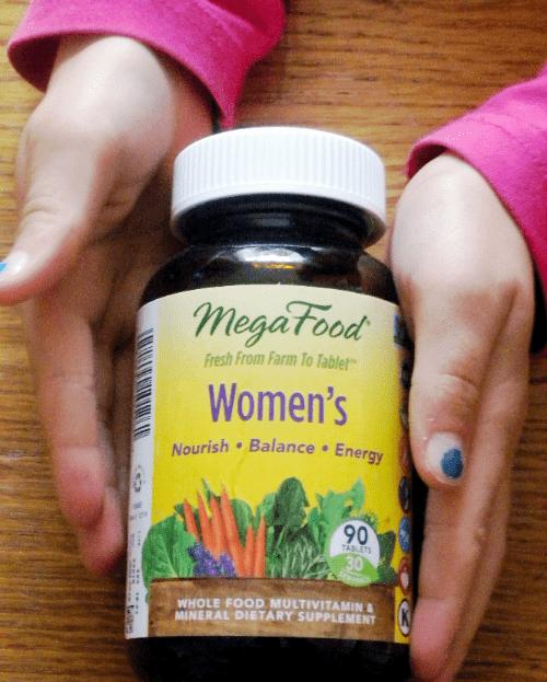 ergomax mega food multi women