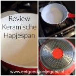 Review Keramische Hapjespan