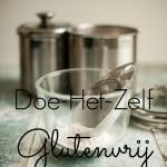 Doe-Het-Zelf Glutenvrij Meel Mix