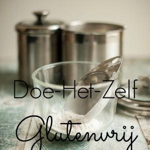 DIY glutenvrij meel