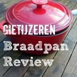Review Gietijzeren Braadpan