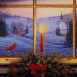 Gezegende Kerstdagen