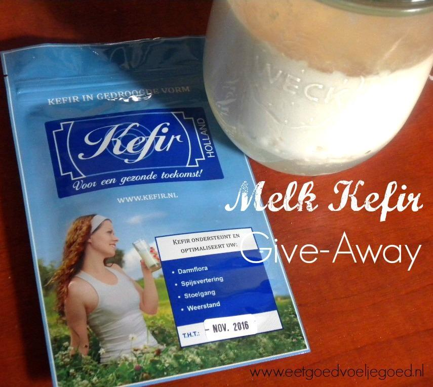 Melkkefir Give-Away