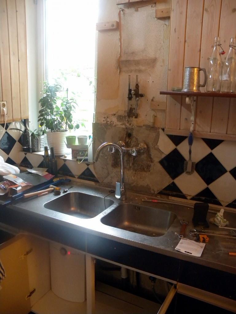 Keuken klussen
