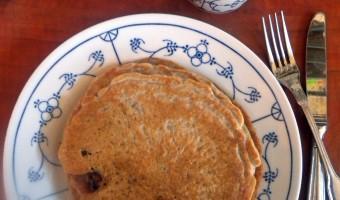 Weekend bakken: Zuurdesem Pannenkoekjes