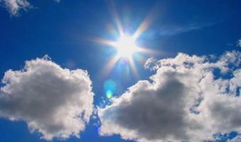 voorzichtig zonnen