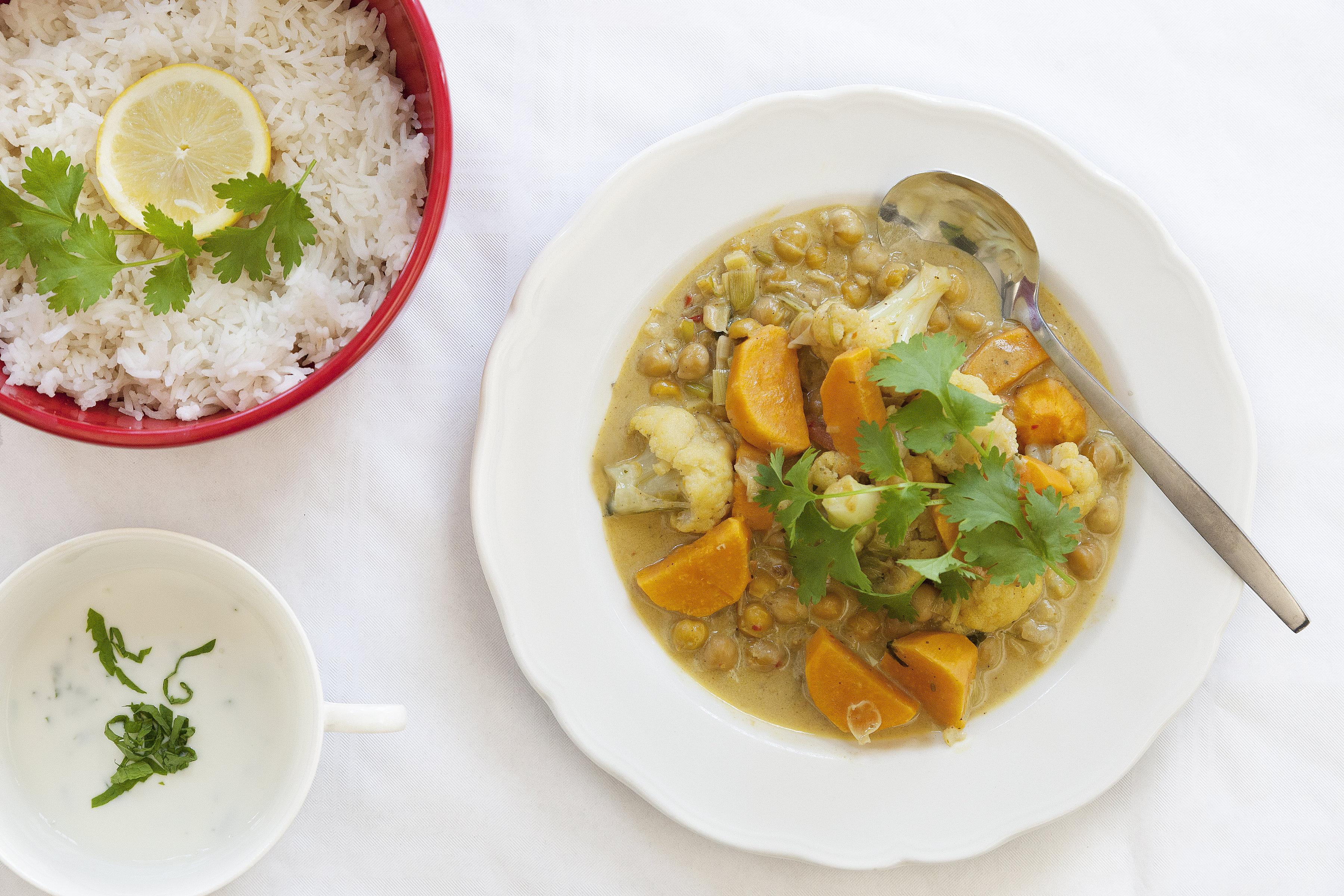 Curry Quooker