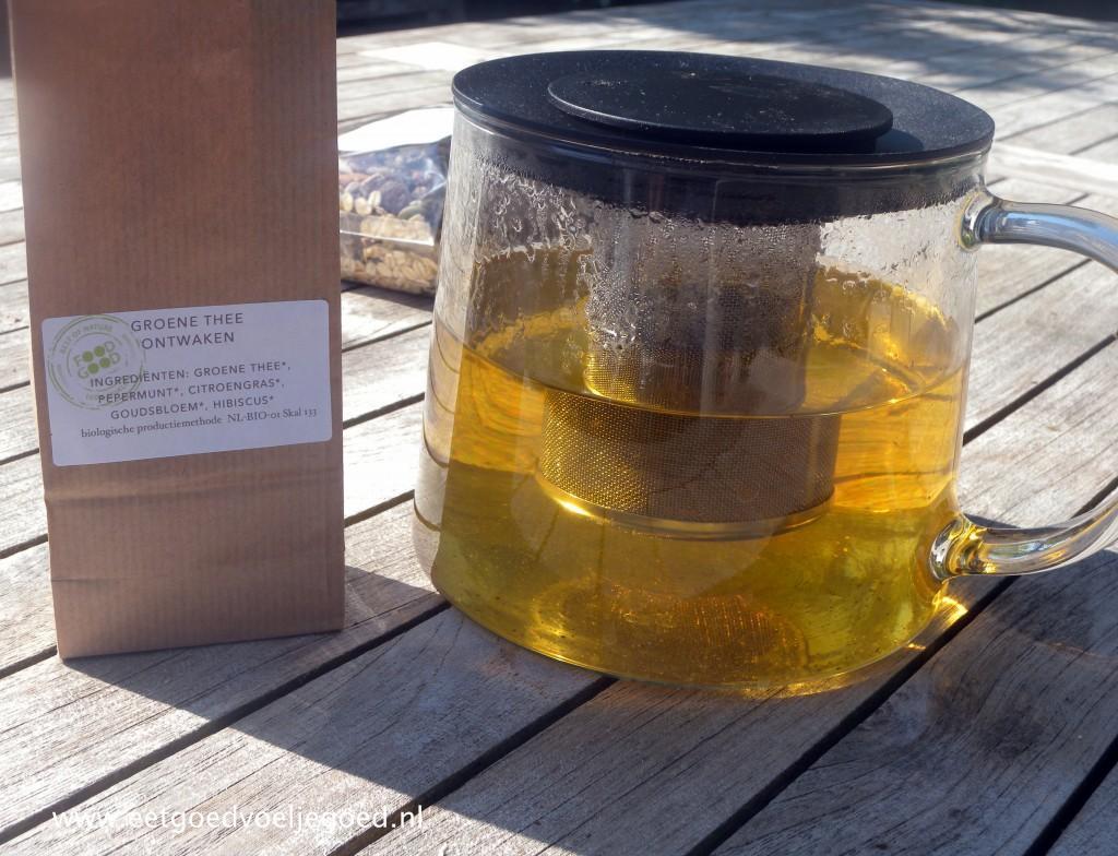 groene thee darmen