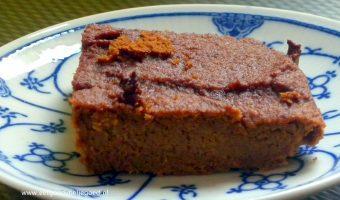 Walnoot Dadel Broodje – Glutenvrij, Suikervrij