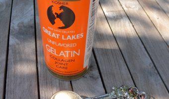 Wat kun je doen met Gelatine?