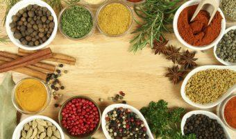 Basisvoorraad Kruiden en Specerijen