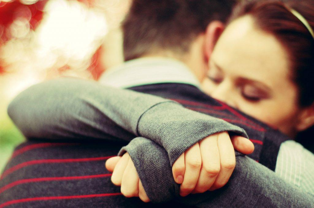 Oxytocine Knuffelen