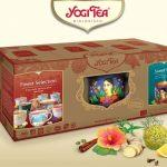 Give-Away Yogi Tea Cadeauset