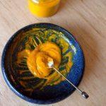 Kurkuma, Honing en Yoghurt Gezichtsmasker
