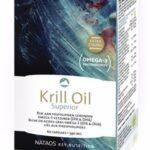 Krill Olie en Astaxanthine