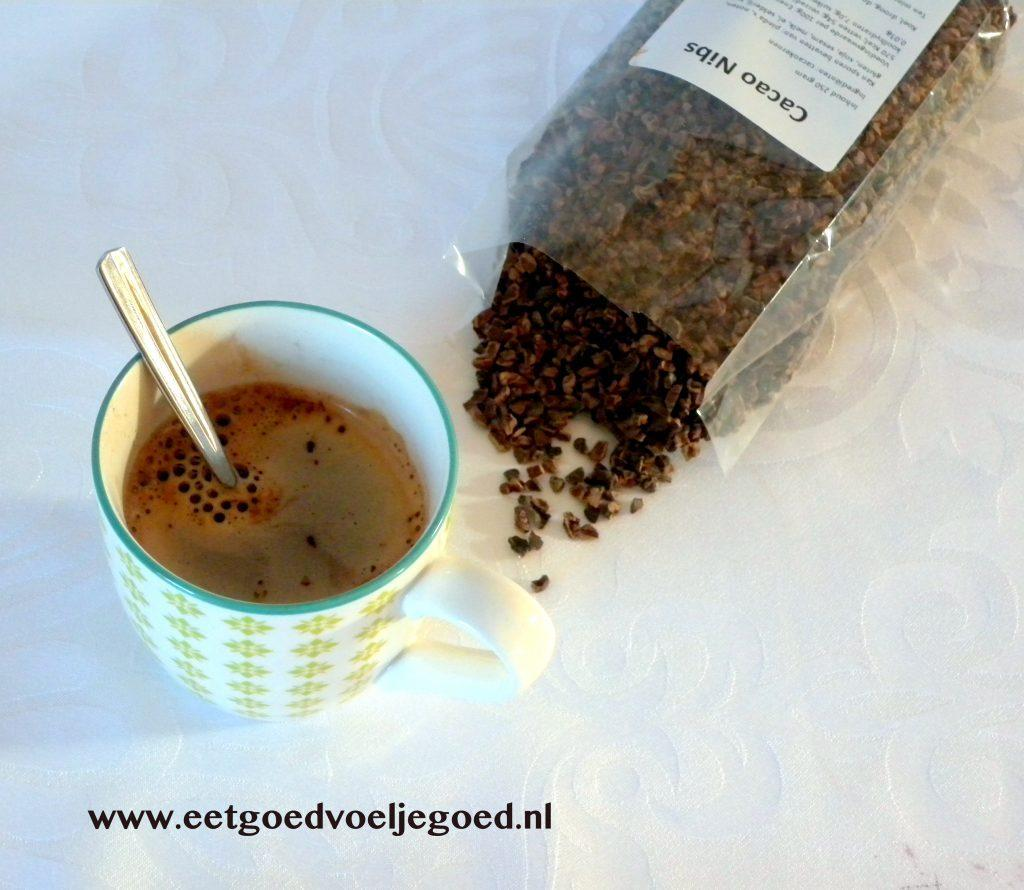 Cacao Nibs Koffie