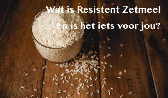 Resistent zetmeel