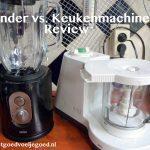 Spinazie Kokossmoothie + Review Braun Blender IdentityCollection JB 5160 BK