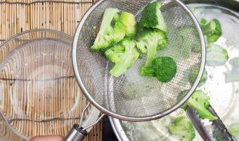6 gewoontes die je groentes minder voedzaam maken