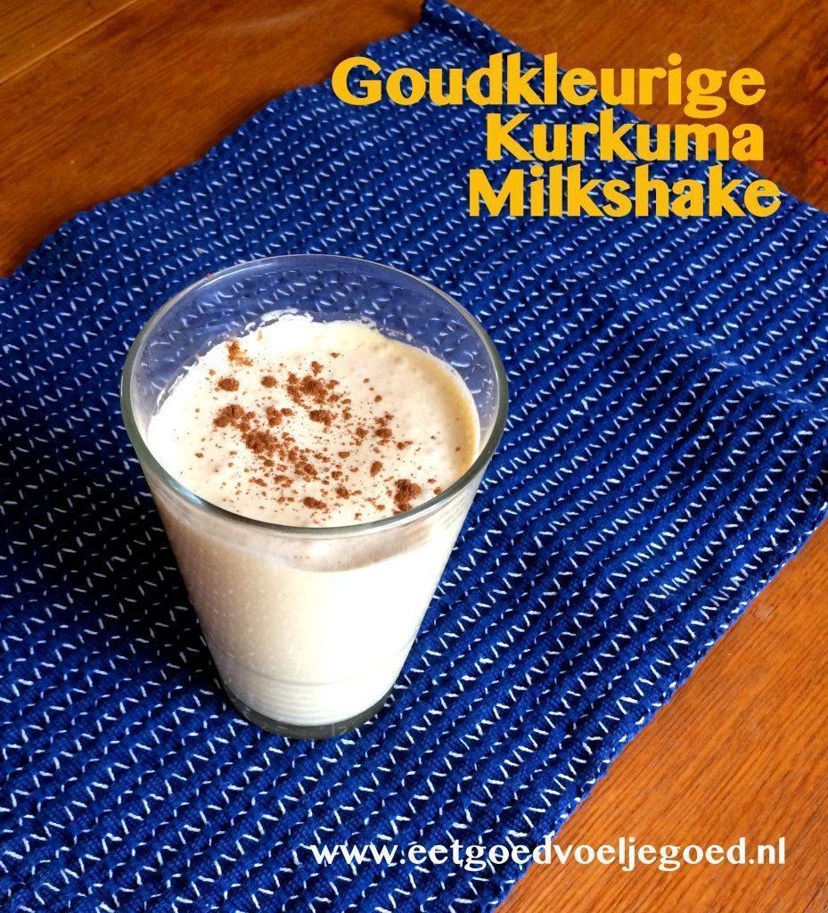 Kurkuma Milkshake