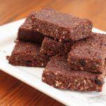 Geweldige Vegan en Rauwe Brownies