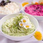 Kefir Roomkaas Dip – 3 Varianten
