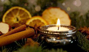 kerst geuren