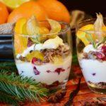 Ontbijt met Kerstfruit en Muesli