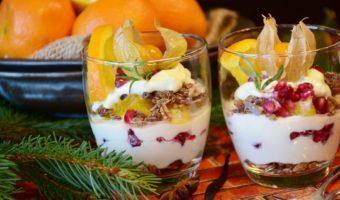 kerstfruit ontbijt