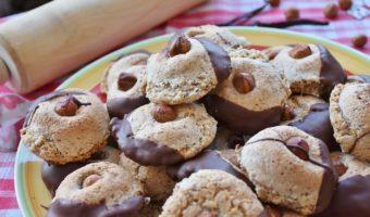 Hazelnoot Chocolade 'Duimkoekjes'