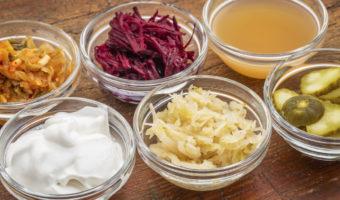Probiotische voedingsmiddelen