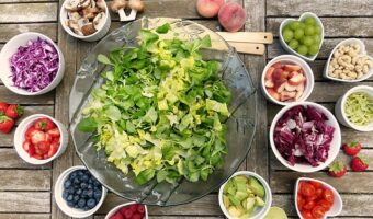 In 5 Stappen de Perfecte Salade