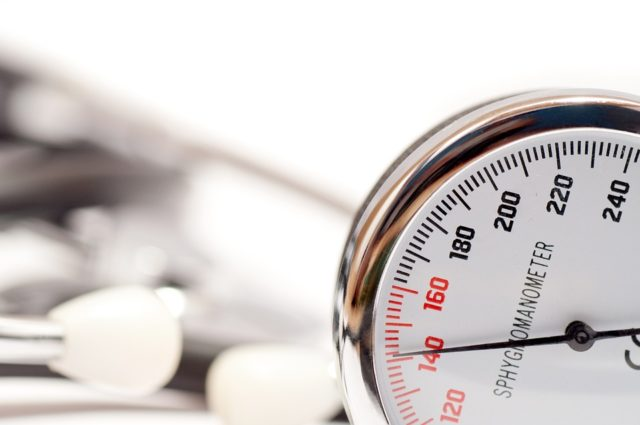 bloeddruk meter