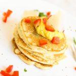 Hartige Courgette Pannenkoekjes – Glutenvrij