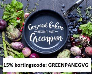 greenpan banner kortingscode