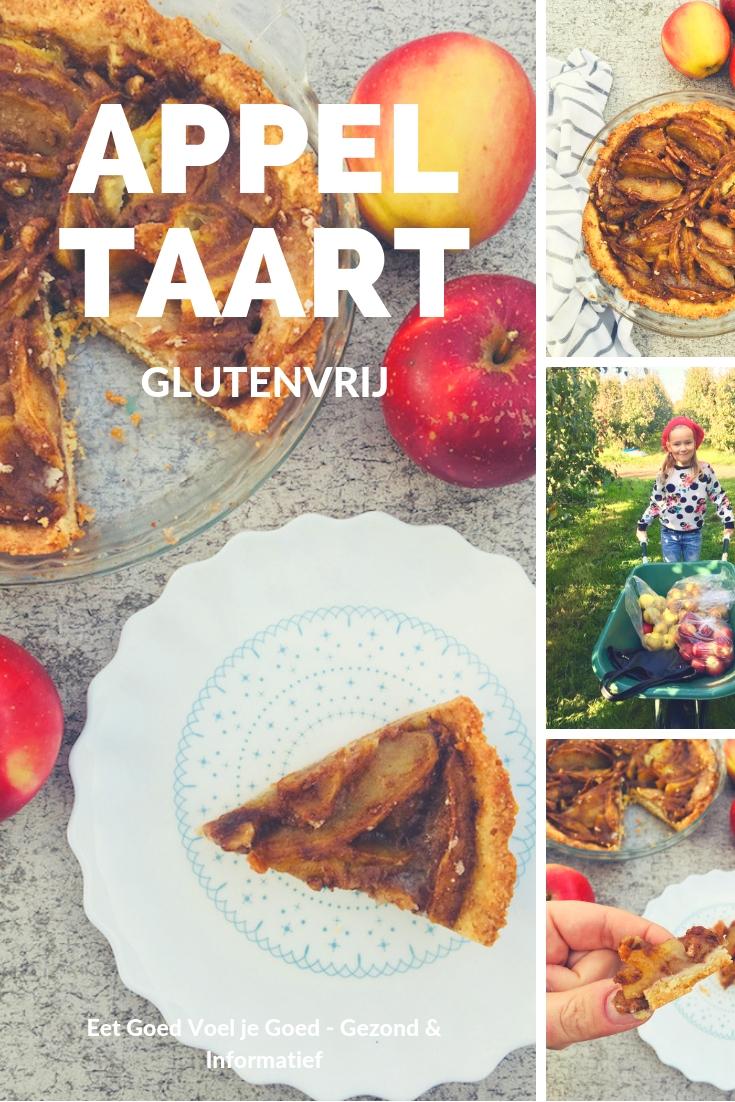 appeltaart glutenvrij