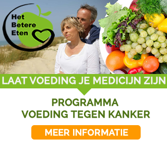 voeding tegen kanker programma