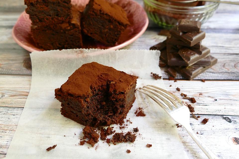 Heerlijke Boekweit Brownies