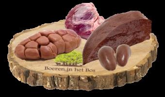 Orgaanvlees Boeren in het Bos