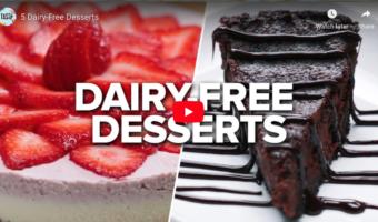 Lactosevrije Desserts