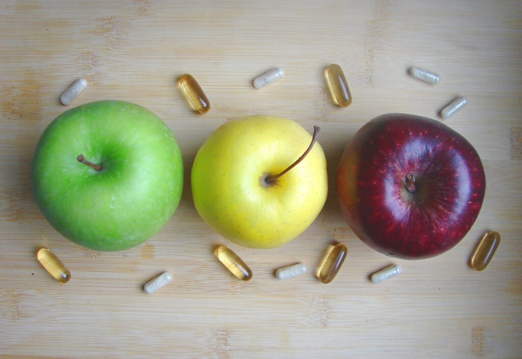 Hoe slik je supplementen