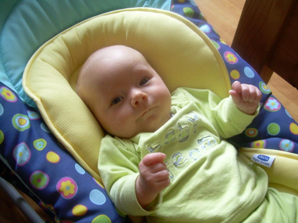 darmflora voor baby
