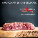 DubbelDoel Koeien – Duurzaam én Smakelijk!