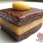Gastrecept Gevulde (Choco-) Speculaas – Vegan