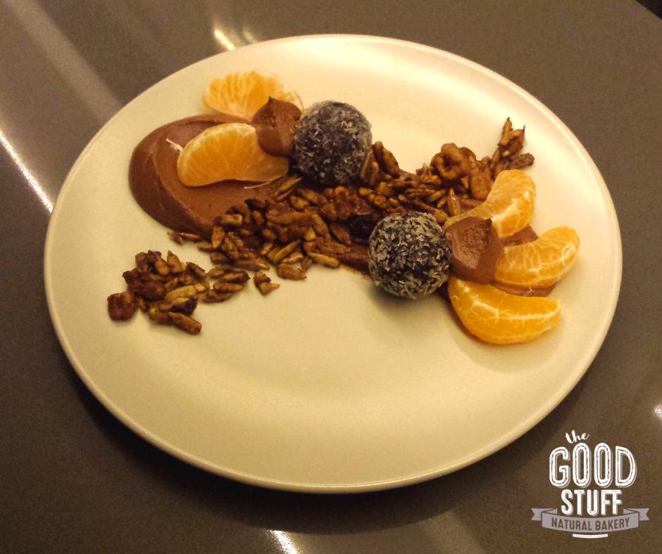 Snowball Tangerine Dream Dessert