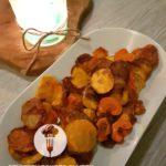 Gastrecept van Joyce: Groentechips uit de Airfryer