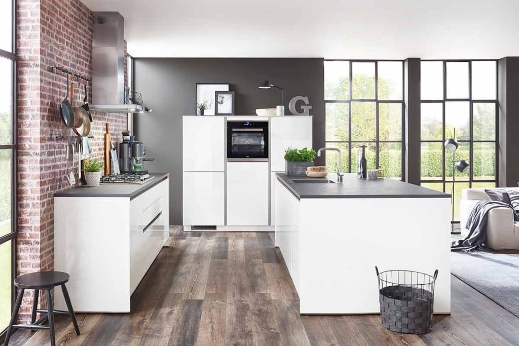 grote schoonmaak in de keuken