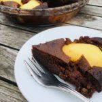 Peer en Chocolade Cake – Glutenvrij
